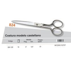 "PALMERA / TIJERA COSTURA MODELO CASTELLANO 5"" - PALMERA CALIDAD"