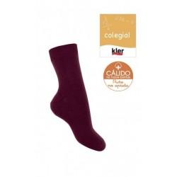KLER 8338 - calcetin infantil algodon calido