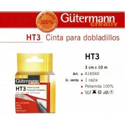 GUTERMANN/ CINTA PARA DOBLADILLOS GUTERMAN HT3