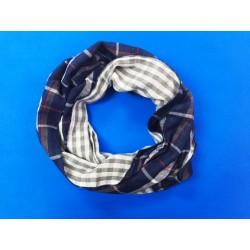MAFRAM 1356 / Pañuelo de cuello unisex reversible