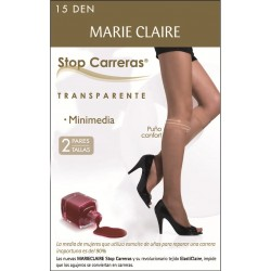 MARIE CLAIRE 2780 - MINI MEDIA STOP CARRERAS 15 DEN.