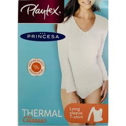 PLAYTEX & PRINCESA P01BT - camiseta termica mujer