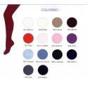 MARIE CLAIRE 2501 - leotardos infantiles punto liso de algodon calido con fibra LYCRA ®.
