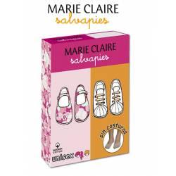 MARIE CLAIRE 7547- Salvapies infantil sin costuras